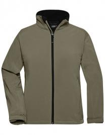 Ladies` Softshell Jacket